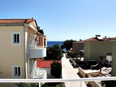 Alkioni Studios, Vatera, Greece, Lesbos, hotel, Hotels