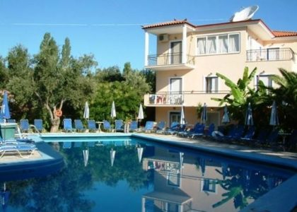 Anaxos Gardens, Anaxos, Greece, Lesbos, hotel, Hotels