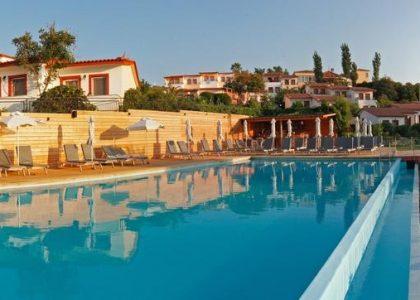 Belvedere Aeolis Hotel, Mythimna, Greece, Lesbos, hotel, Hotels