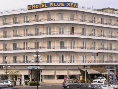 Blue Sea Hotel, Mytilene, Greece, Lesbos, hotel, Hotels