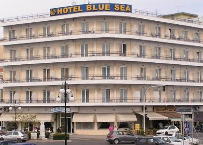 Blue Sea Hotel, Mytilene, Greece, Lesbos, hotel, Hotels