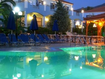 Blue Sky Hotel, Petra, Greece, Lesbos, hotel, Hotels