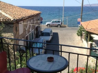 Elvira Rooms, Petra, Greece, Iesbos, hotel, Hotels