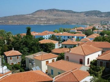 Evridiki Studios, Anaxos, Greece, Lesbos, hotel, Hotels