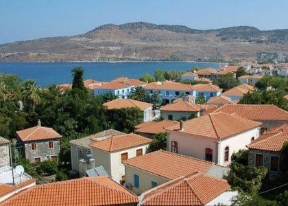 Evridiki Studios, Anaxos, Greece, Lesbos, hotel, Hotels