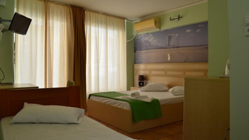 Fontana Rooms, Mytilene, Greece, Lesbos, hotel, Hotels