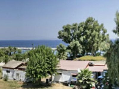 Galazio Asteri I, Pyrgi Thermis, Greece, Lesbos, hotel, Hotels