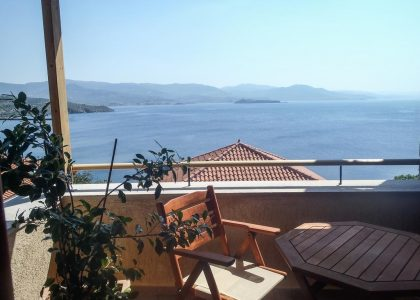 Grand View Rhea, Mythimna, Greece, Lesbos, hotel, Hotels