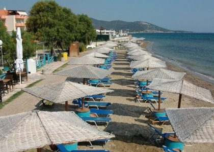 Heliatoras Studios, Loutrópolis Thermís, Greece, Lesbos, hotel, Hotels