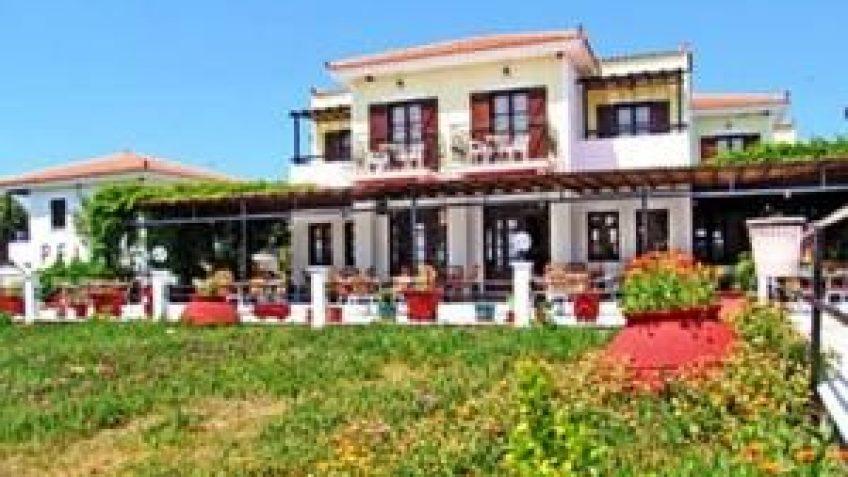 Hotel Pela, Skala Kallonis, Greece, Lesbos, hotel, Hotels