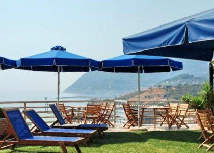 Hotel Vicky II, Plomari, Greece, Lesbos, hotel, Hotels