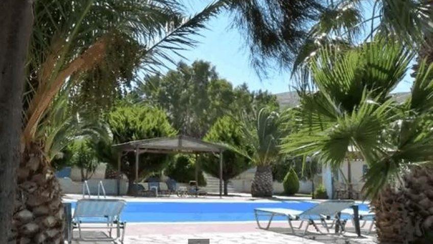 Orama Hotel, Sígrion, Greece, Lesbos, hotel, Hotels