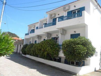 Ostria, Skála Eresoú, Greece, Lesbos, hotel, Hotels