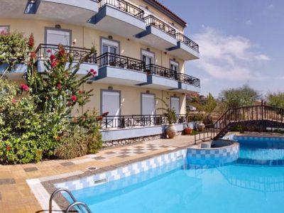 Pebble Beach Hotel, Plomari, Greece, Lesbos, hotel, Hotels