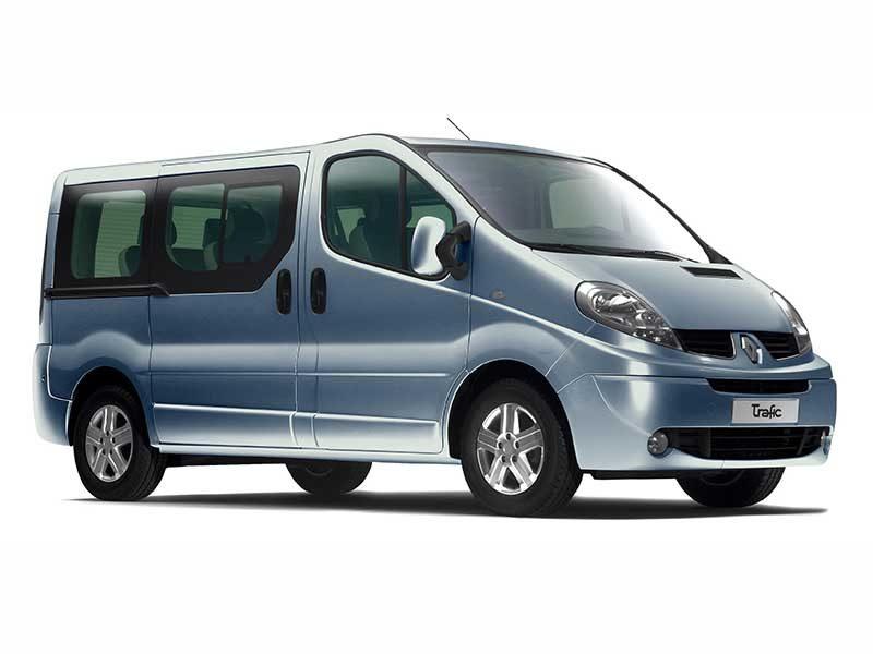 Ogromny Minivan 9Seats-Opel Vivaro or similar EN | Lesvorama XX01