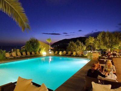 Sandy Bay Hotel, Plomari, Greece, Lesbos, hotel, Hotels