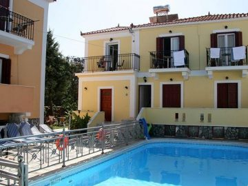 Stella Apartments, Petra, Greece, Lesbos, hotel, Hotels
