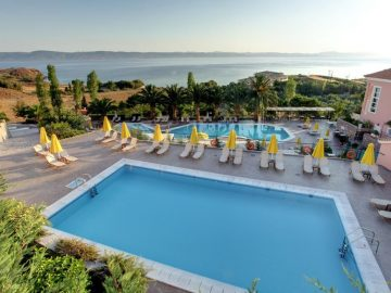 Sunrise Resort Hotel, Mythimna, Greece, Lesbos, hotel, Hotels