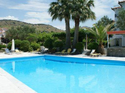 Theodora Hotel, Petra, Greece, Lesbos, hotel, Hotels
