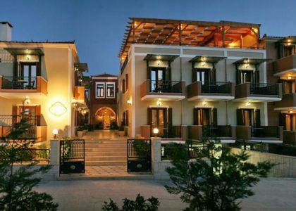 Theofilos Paradise Boutique Hotel, Mytilene, Greece, Lesbos, hotel, Hotels