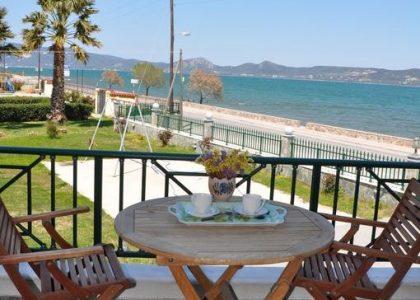 Villa Ariadni Maisonettes, Apidias Lakos, Greece, Lesbos, hotel, Hotels