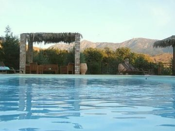 Villas Elpiniki, Mythimna, Greece, Lesbos, hotel, Hotels